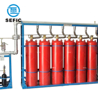 Empty Co2 Cylinder 45KG For Fire System